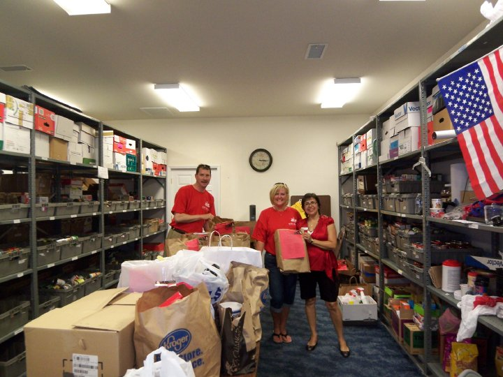 Keller Williams West Chester Red Day