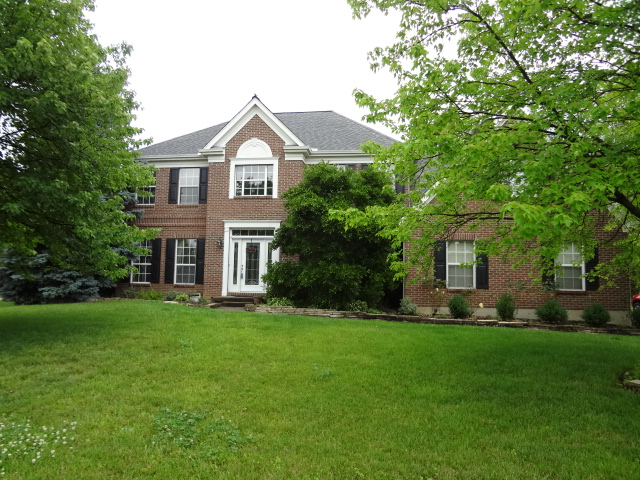 8556 Rupp Farm Drive West Chester OH - Beckett Ridge Home For Sale