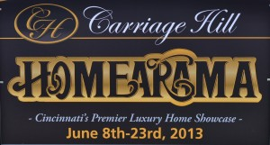 Homearama Luxury Home Show - Carriage Hill Subdivision