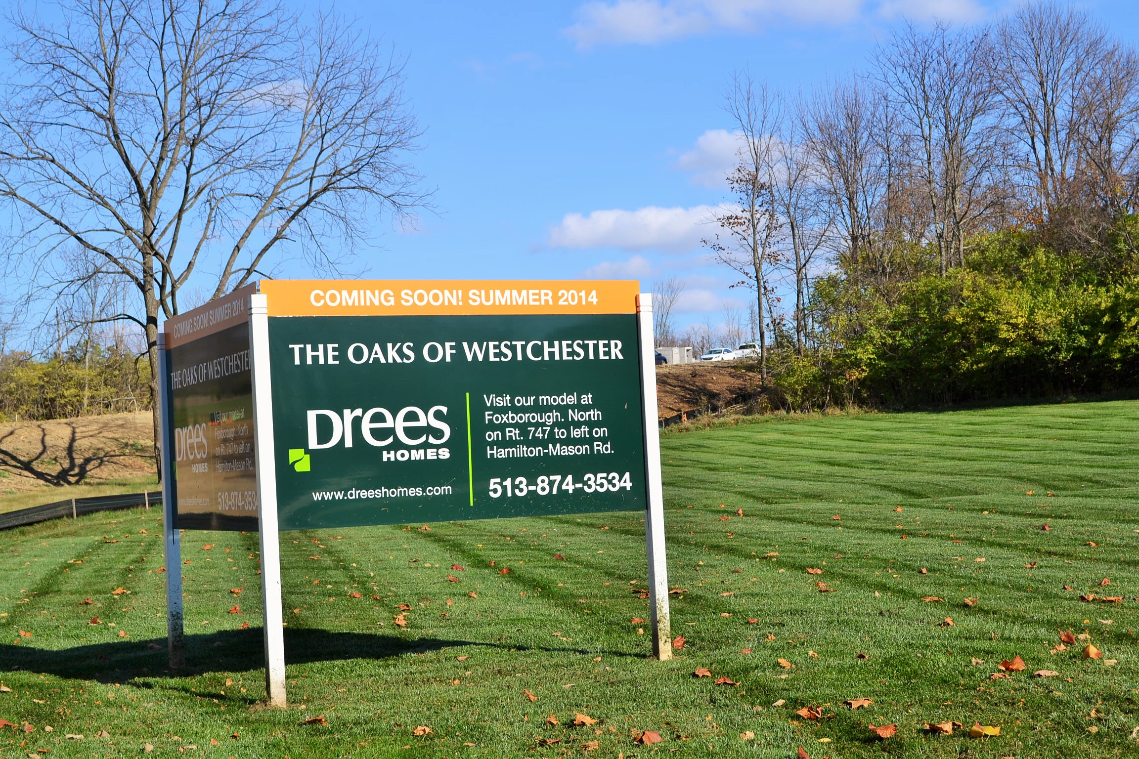 West Chester Real Estate - The Oaks of West Chester