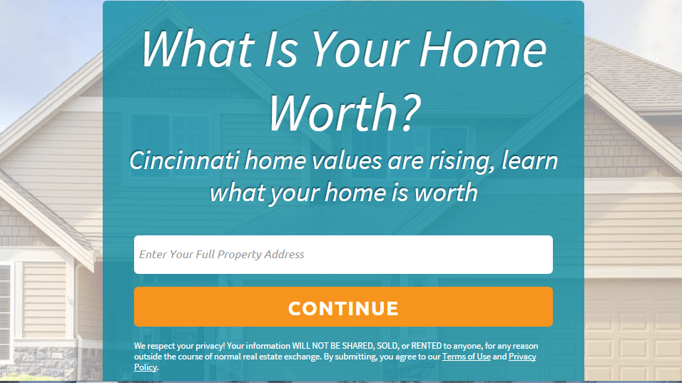 Determine your home's value at LowryTeam.com