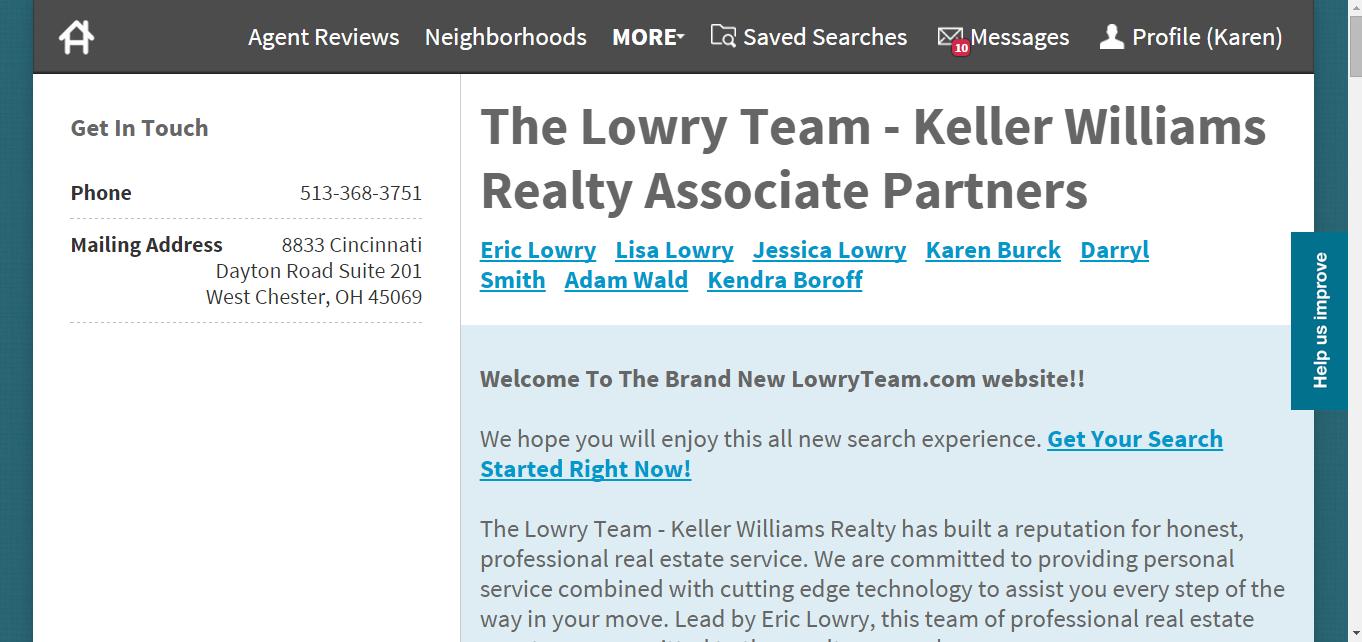 The Lowry Team at LowryTeam.com