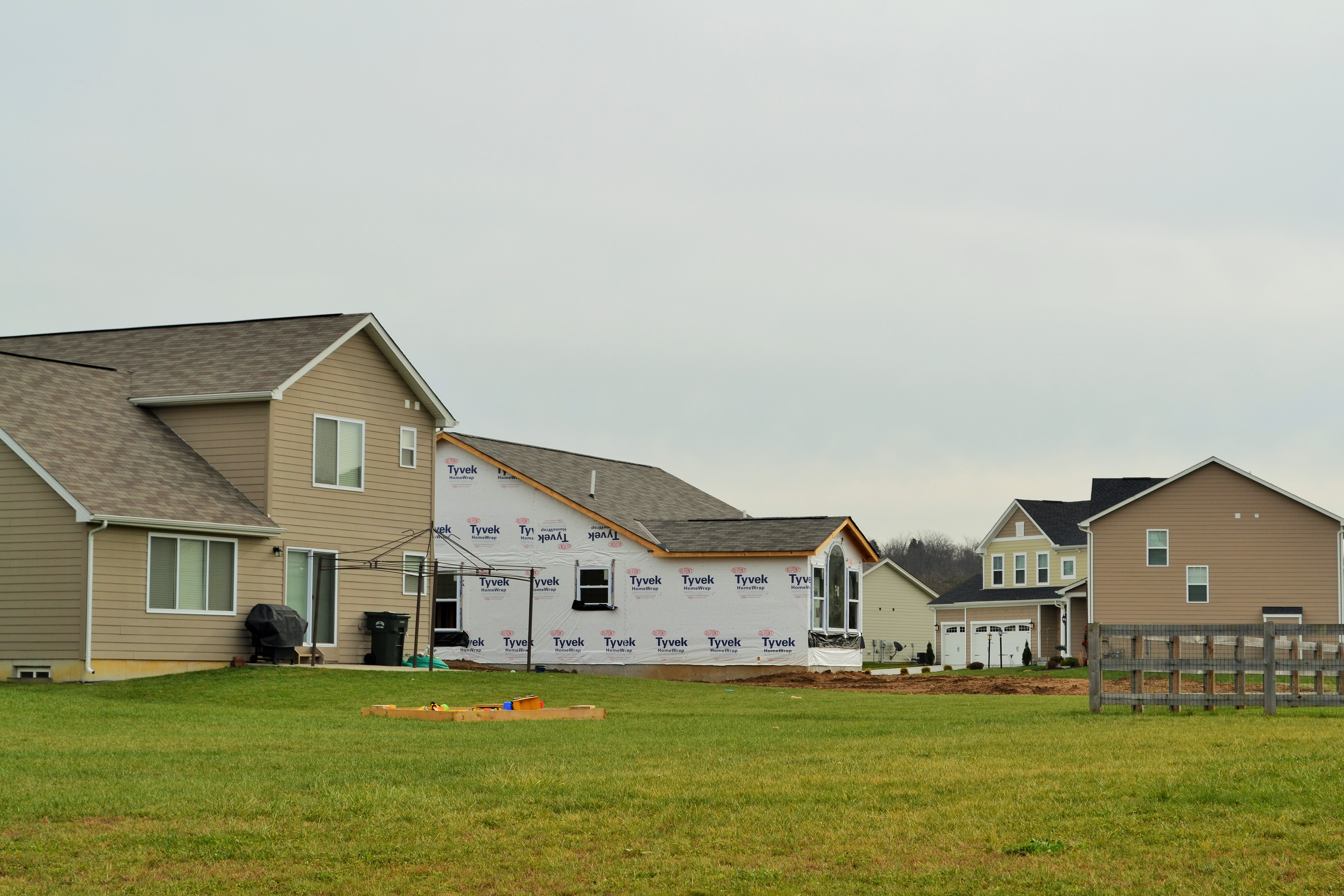 new construction starter homes for sale