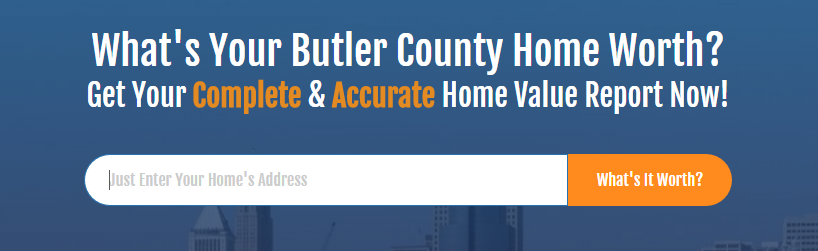 Butler County Home Value