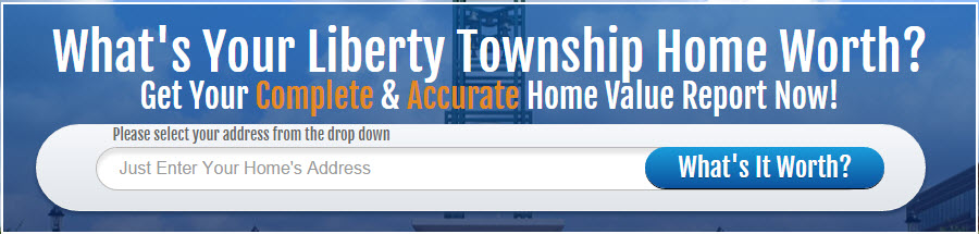 What's My Liberty Township Oh Home Worth?