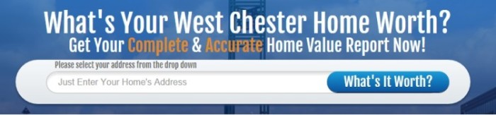 West Chester Home Values