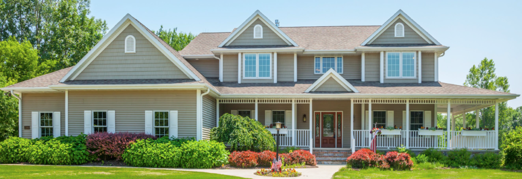 Curb Appeal Can Get You More Money When Selling Your Home