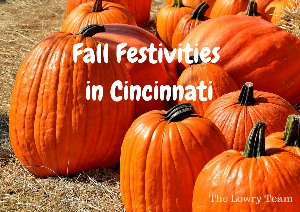 Fall Festivities in Cincinnati