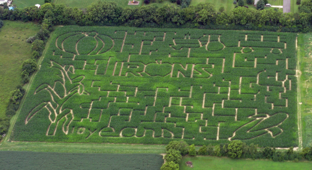 Corn Mazes in Cincinnati