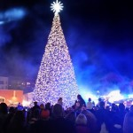 Christmas Parade and Tree Lighting at Liberty Center
