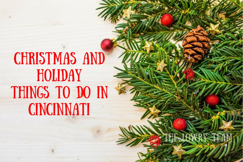 Christmas and Holiday Things to do in Cincinnati (1)