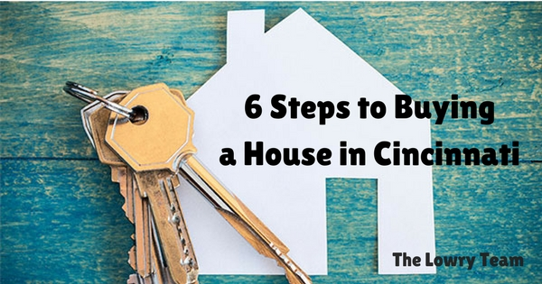 6 Steps to Buying a House in Cincinnati