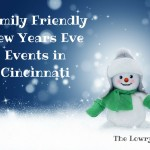New Years Eve Family Events in Cincinnati