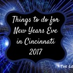 Things to do for New Years Eve in Cincinnati