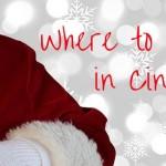 Where to find Santa in Cincinnati