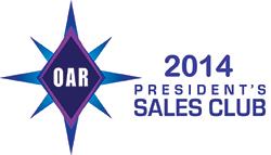OAR Award 2014